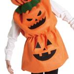 ハロウィンかぼちゃの仮装・コスプレ