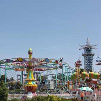 近鉄生駒山上遊園地
