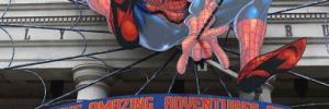 アメージング・アドベンチャー・オブ・スパイダーマン・ザ・ライドを攻略