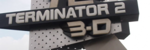 ターミネーター2:3Dを攻略